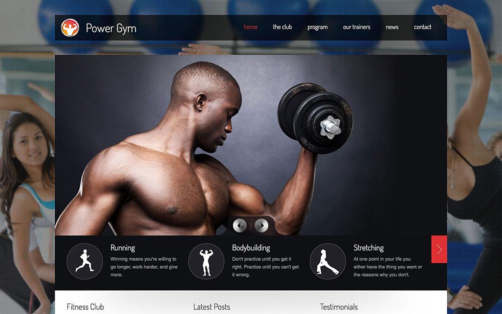 power-gym-wordpress-theme