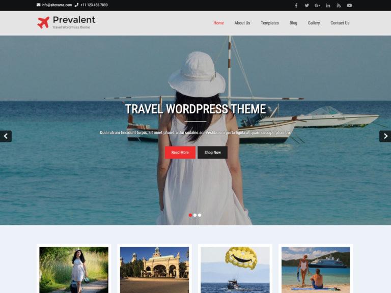 15 Free Wordpress Travel Themes 2021 Athemes
