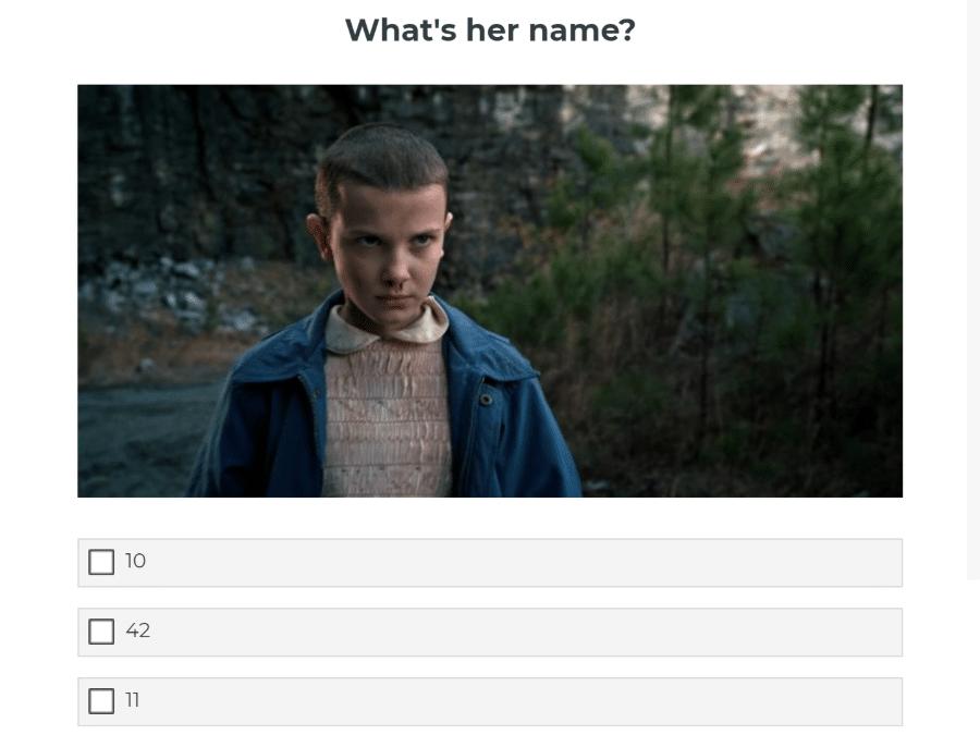 viral quiz example