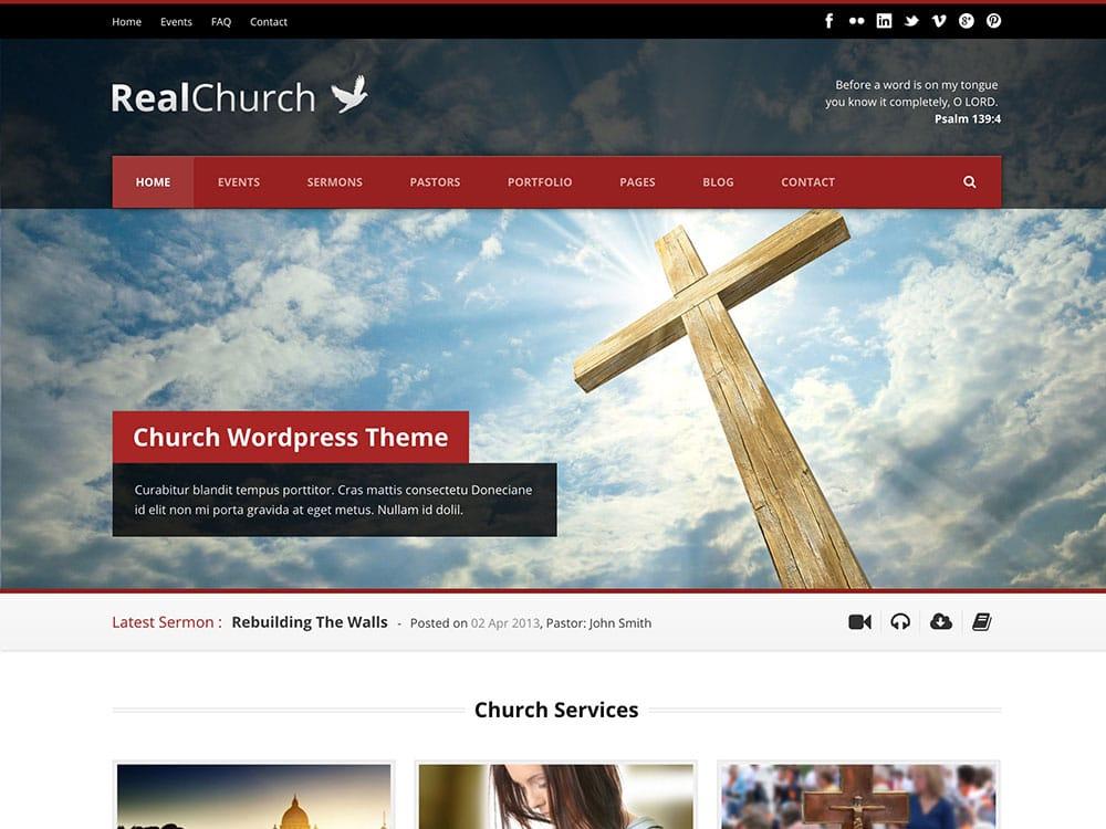 real-church-theme