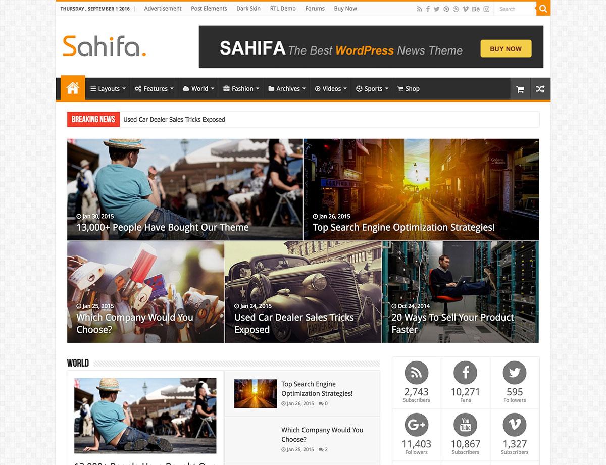 sahifa-wordpress-news-theme