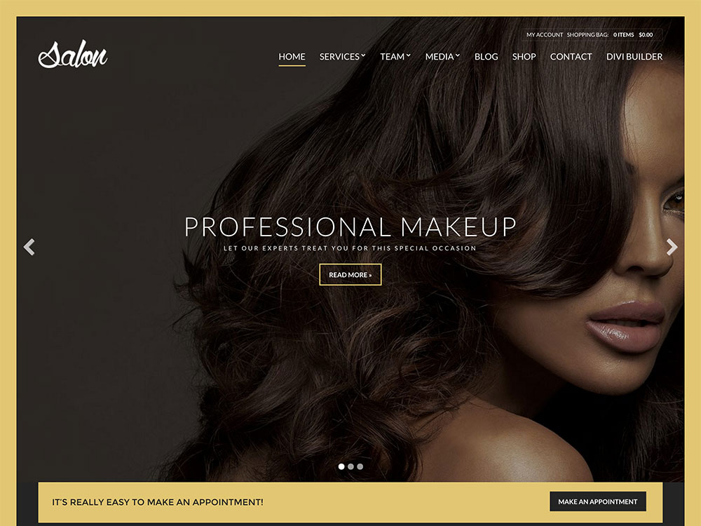 35 Best Spa Beauty Hair Salon WordPress Themes 2021