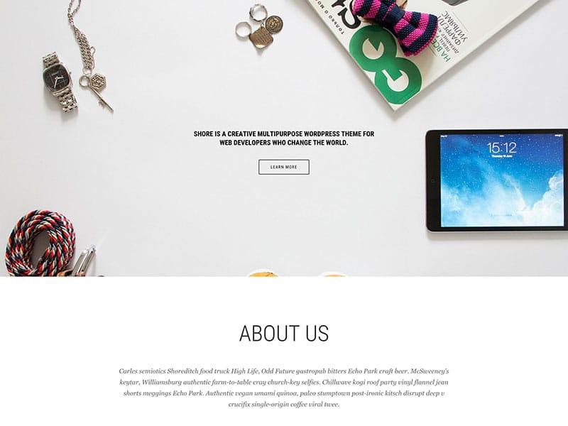shore-creative-multipurpose-theme