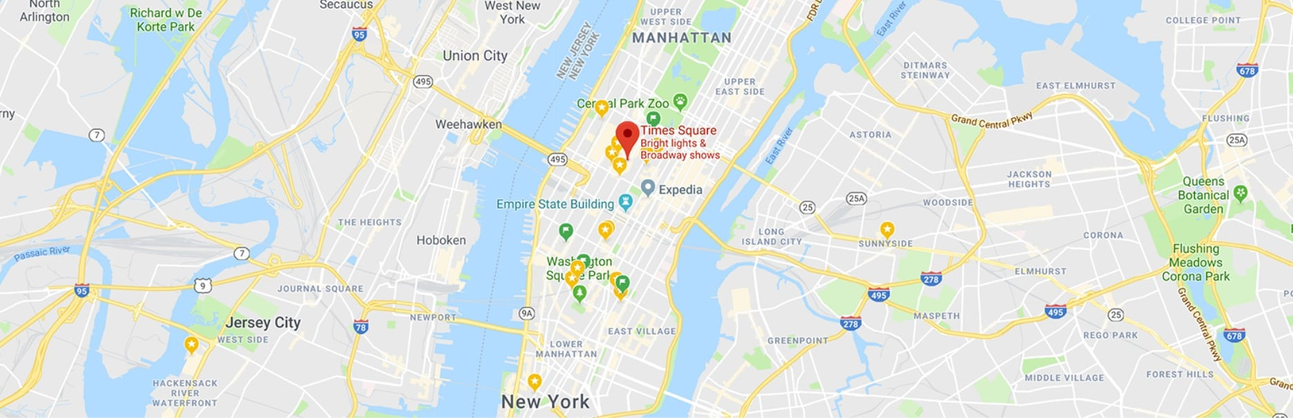 Simple Google Maps Shortcode