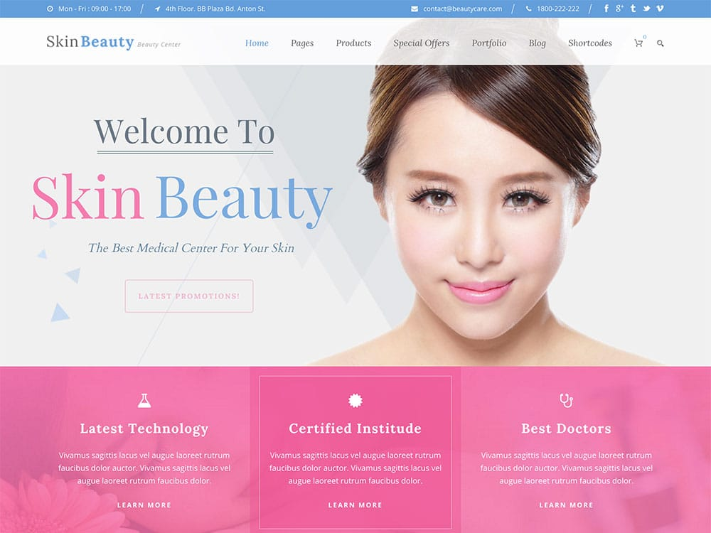 skin-beauty-wordpress-theme