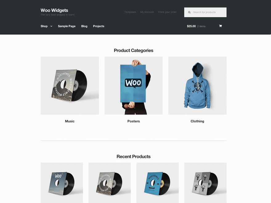 30 Best Free Ecommerce Wordpress Themes 2021 Athemes