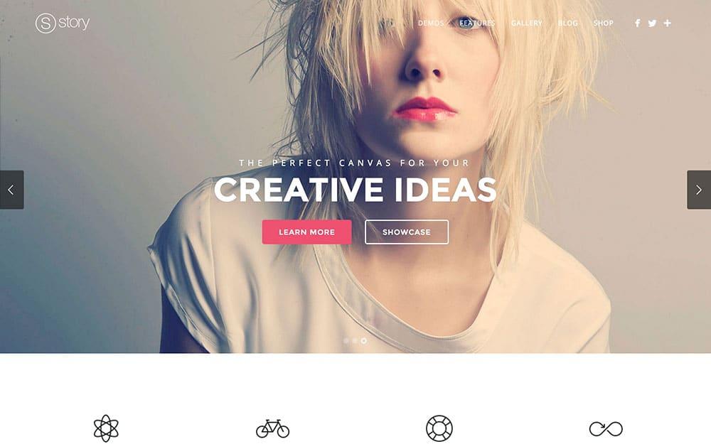 story-creative-theme