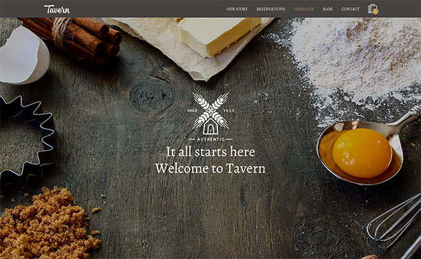 tavern-restaurant-theme