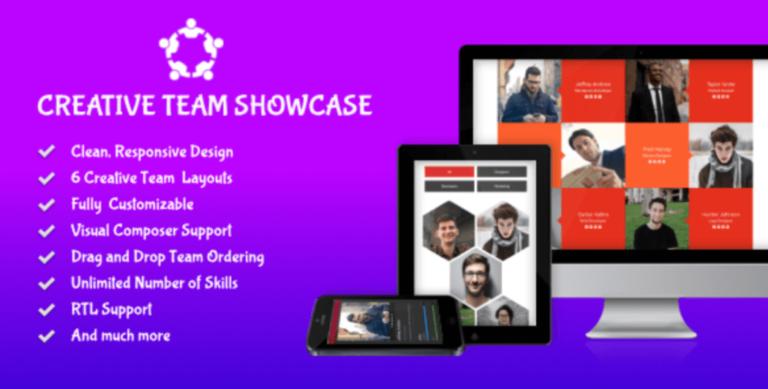 Creative Team Showcase