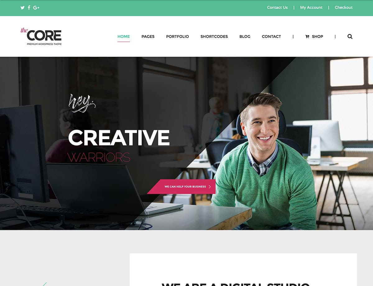 the-core-multi-purpose-wordpress-theme