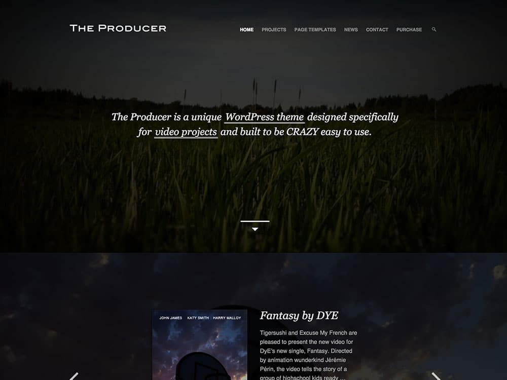 the-producer-film-studio-theme