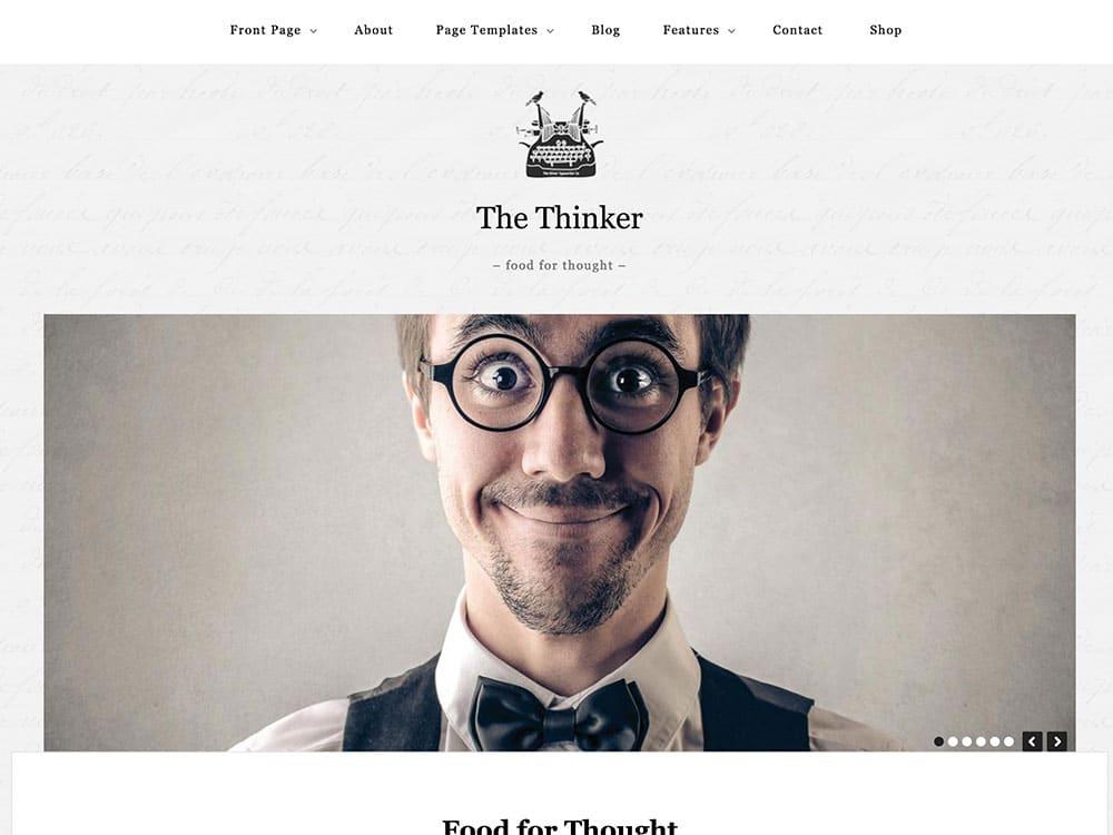 the-thinker-blogging-wordpress-theme