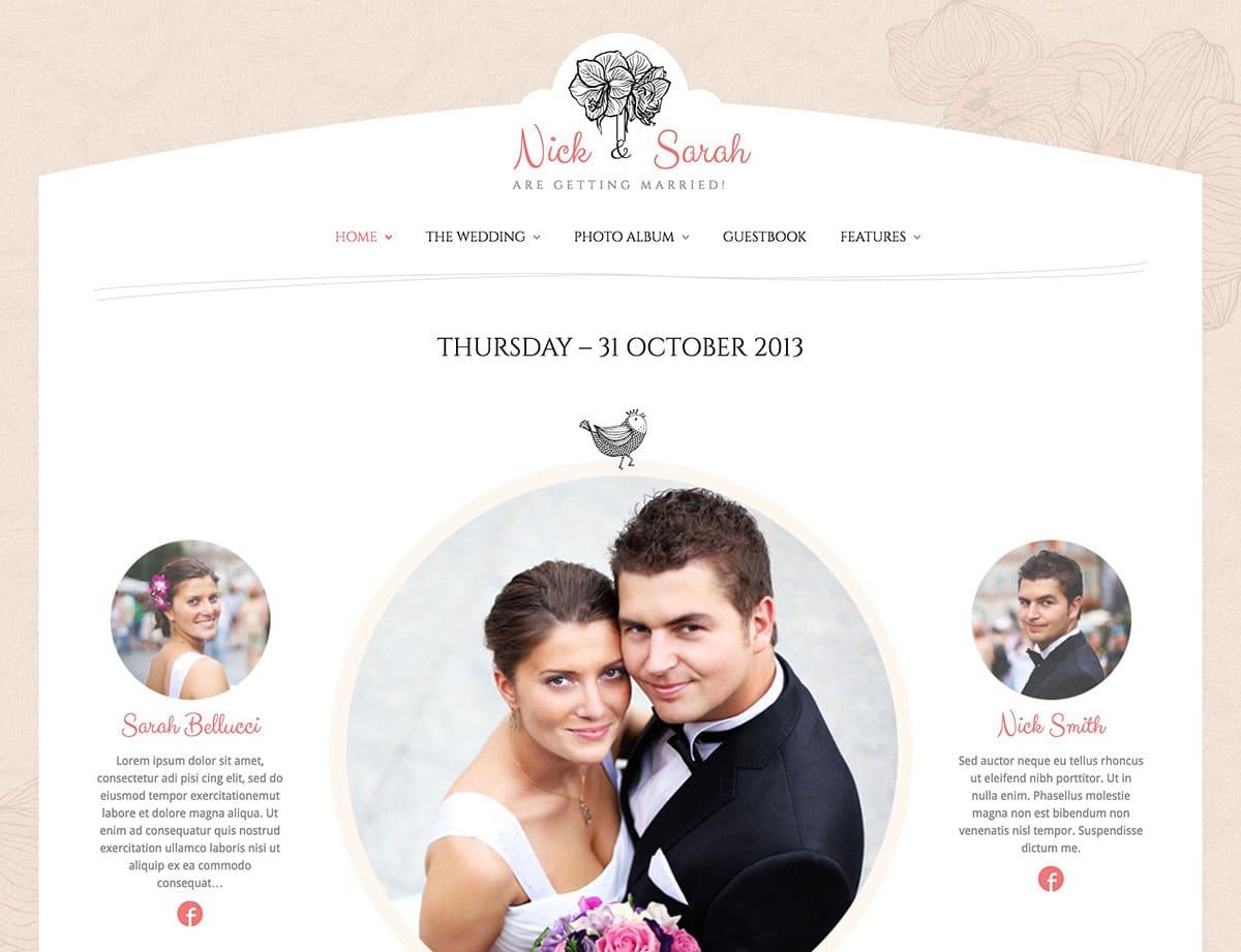the-wedding-day-theme