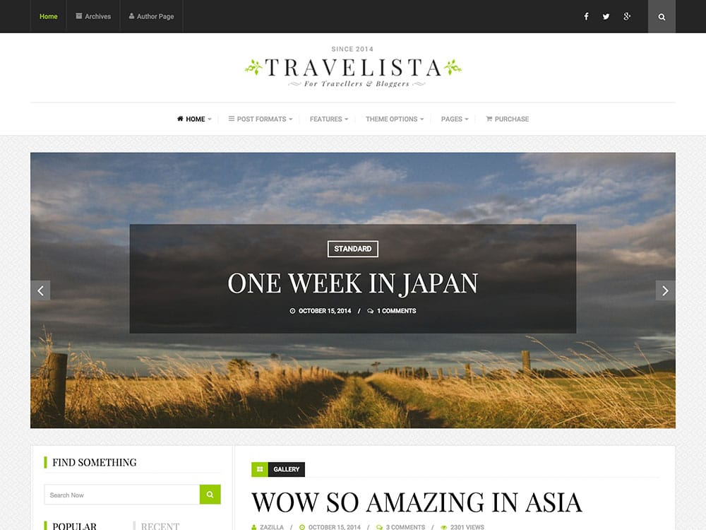 travelista-wordpress-blog-theme