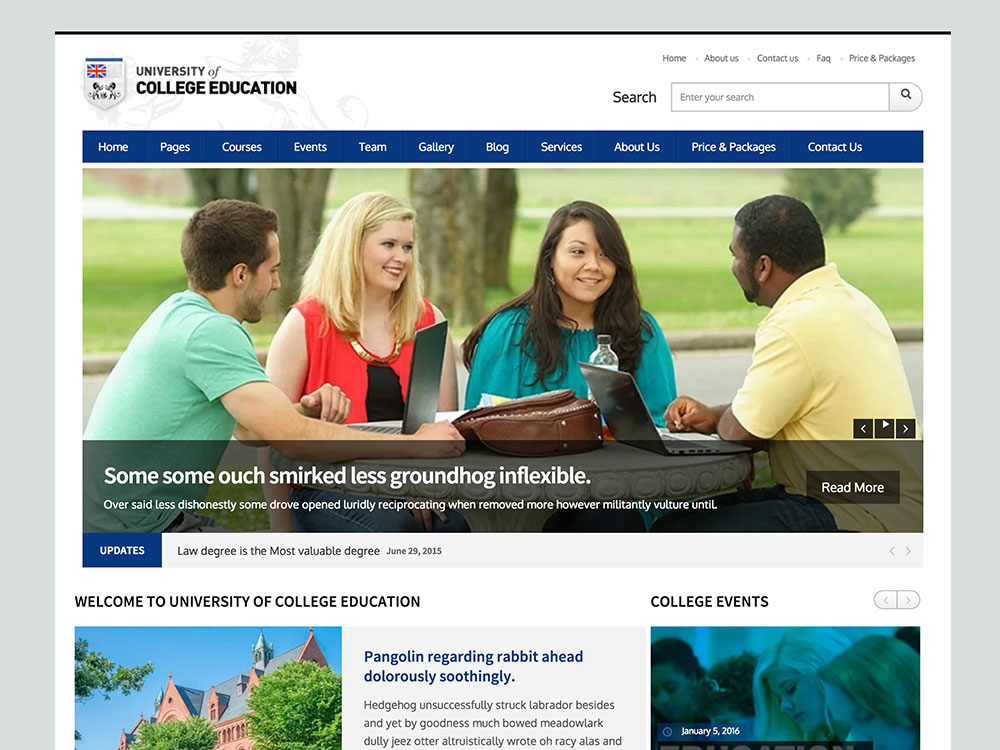 uoce-education-wordpress-theme