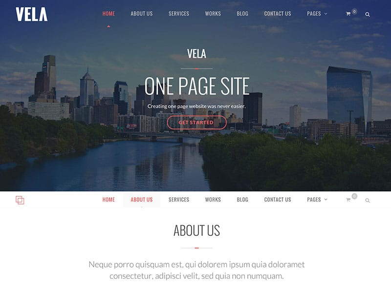vela-business-theme