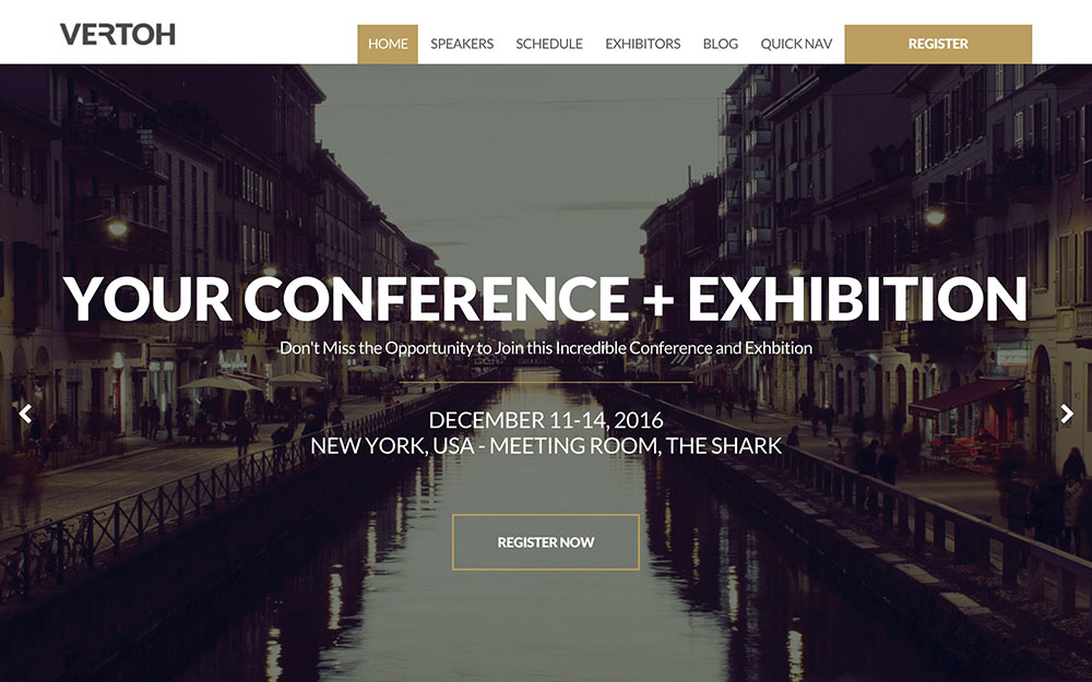 vertoh-wordpress-event-theme