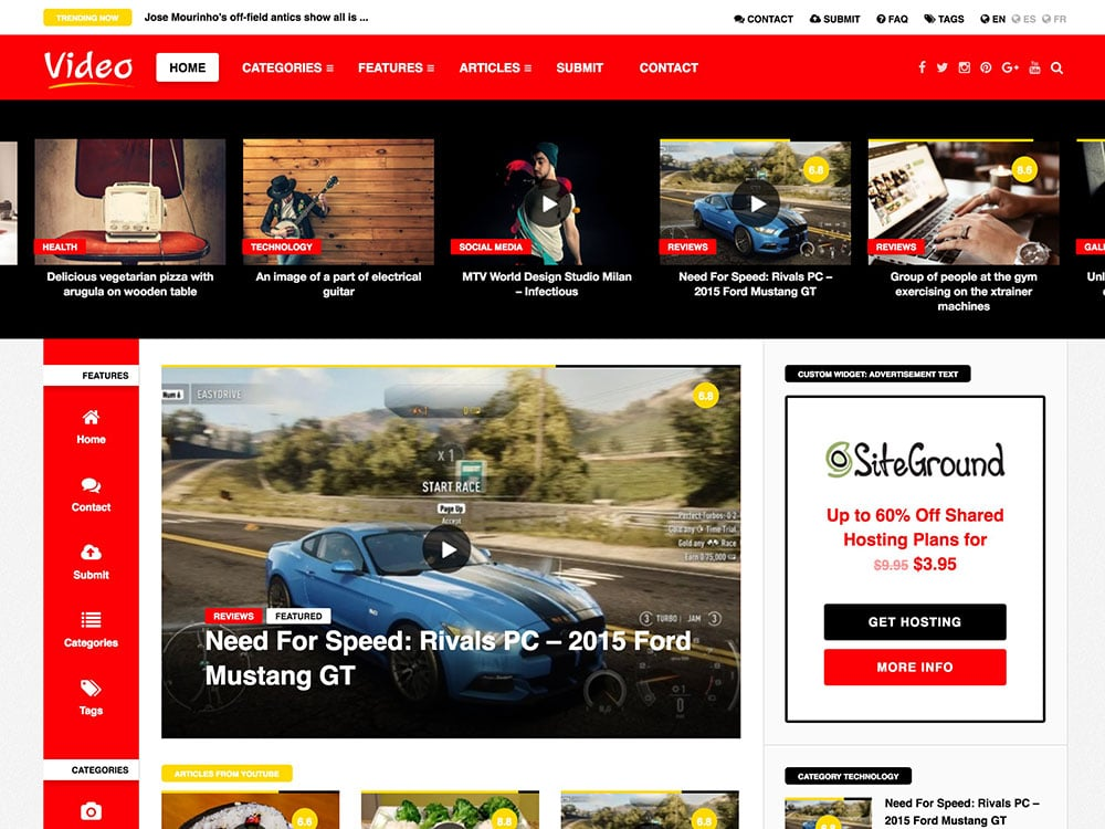 video-news-wordpress-theme