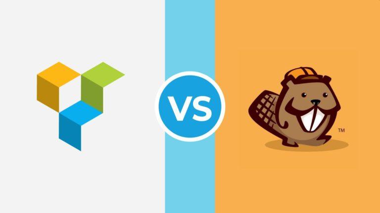 Visual Composer vs Beaver Builder, featured image