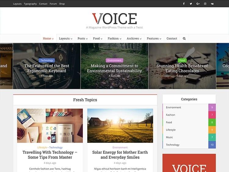 40 Best Magazine Wordpress Themes 2020 Athemes