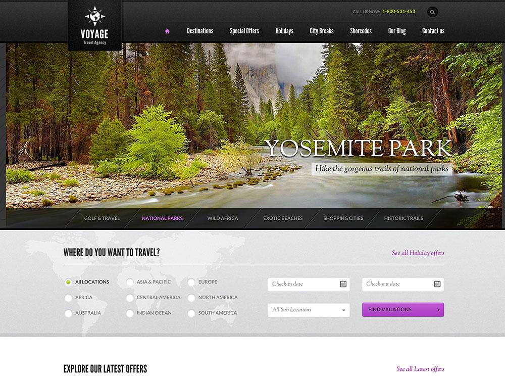 voyage-travel-wordpress-theme