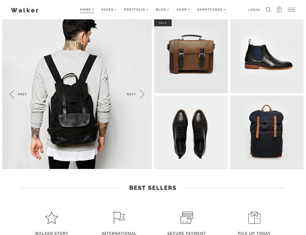 walker-woocommerce-theme