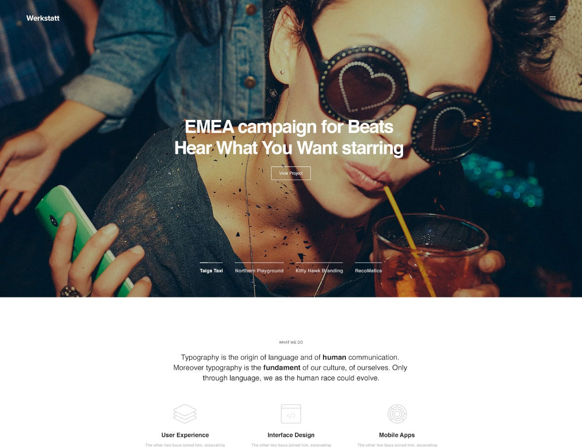 werkstatt-agency-wordpress-theme