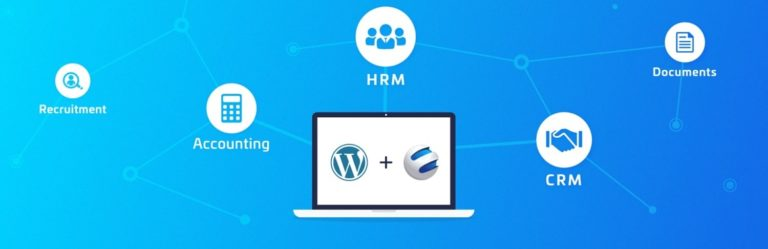 WP-ERP - CRM plugin for WordPress
