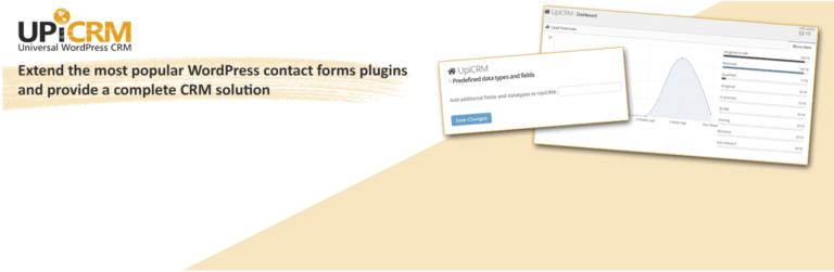 Upi-CRM WordPress plugin