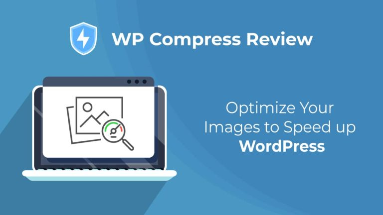 WP Compress Review, featured image