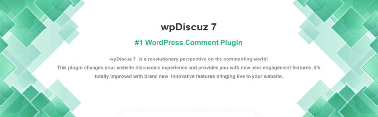 wpDiscuz Comment WordPress Plugin