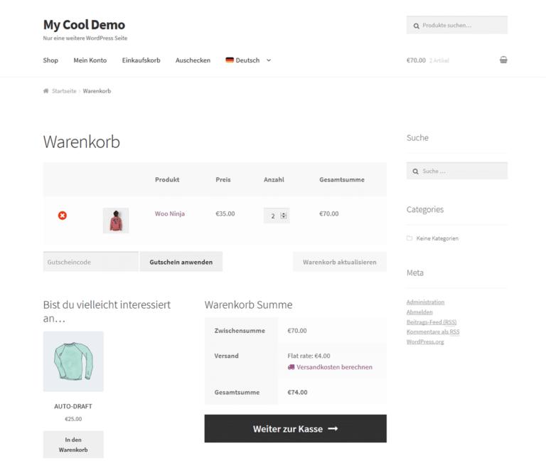 WMPL Translated Shop Page