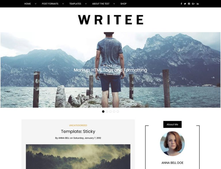 best free blog sites for photographers