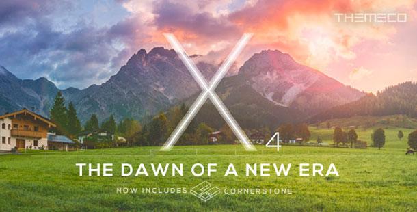 X Theme - Dawn of a New Era